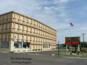 Maxumis storage